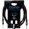 Ibanez SI20-BW jack-jack guitar cable, 6,1m