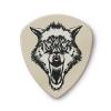 Dunlop HETFIELD′S WHITE FANG guitar picks, 6pcs., 1.14mm