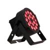 American DJ 18P HEX - reflektor LED RGBAW+UV  czarny