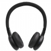 JBL Live 400BT BLK on-ear wireless headphones, black