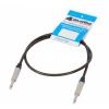 4Audio GT1075 15 cm nástrojový kytarový kabel, rovné jacky
