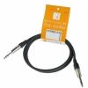 4Audio MIC2022 0,75m Orange przewód symetryczny / stereo TRS TRS pomarańczowy