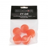Mooer Candy Orange Footswitch Topper Cap Set for Foot Switches