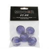 Mooer Candy Purple Footswitch Topper Cap Set for Foot Switches