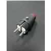 PCE rubber plug 16A/230V IP44.