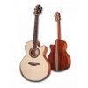 Furch Red Deluxe Gc LC LR Baggs Anthem electric acoustic guitar