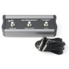 Fender 3-Button Footswitch: Vintage & Burn/Vibrolux & Bassman/Effects, 1/4″ Connector footswitch