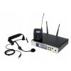 Sennheiser eW 100-G4-ME3-1G8  zestaw bezprzewodowy z mikrofonem nagłownym