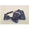 Zebra Music MU05 bow tie, musical motif