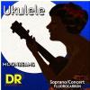 DR UFSC struny do ukulele Sopran & Concert