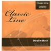 GEWA PURE  F644243 String Set for Double Bass Classic Line 3/4 Medium Tension