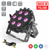 Flash Pro LED PAR 64 SLIM 7x10W RGBW 4w1 PRO MKII  [25°] LED light effect