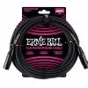 Ernie Ball 6073 przewód mikrofonowy XLR-F - XLR-M 7,62 m