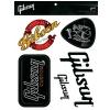 Gibson Sticker Pack