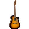 Fender Redondo Player Sunburst WN electro acustic guitar