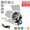 Flash PAR 64 300W 5in1 COB RGBWA VINTAGE