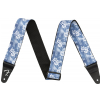 Fender 2″ Hawaiian Strap, Blue Floral