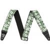 Fender 2″ Hawaiian Strap, Green Floral