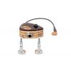 KNA Pickups VV-2 Portable piezo pickup with volume control for violin and viola