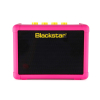 Blackstar FLY 3 Neon Pink Mini Amp Limited Edition combo guitar amp