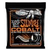 Ernie Ball 2722 Cobalt 9-46 struny na elektrickou kytaru