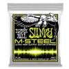 Ernie Ball 2921 M-Steel Slinky 10-46 struny na elektrickou kytaru